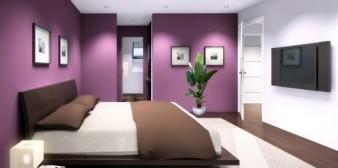 Le sexe dépend de la couleur de la chambre à coucher