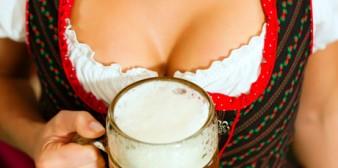 L'amour pour la bière = le sexe au premier rendez-vous