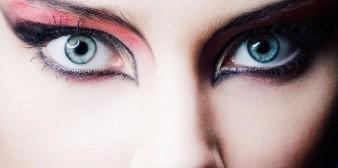 Les yeux de la femme peuvent effaroucher l'homme