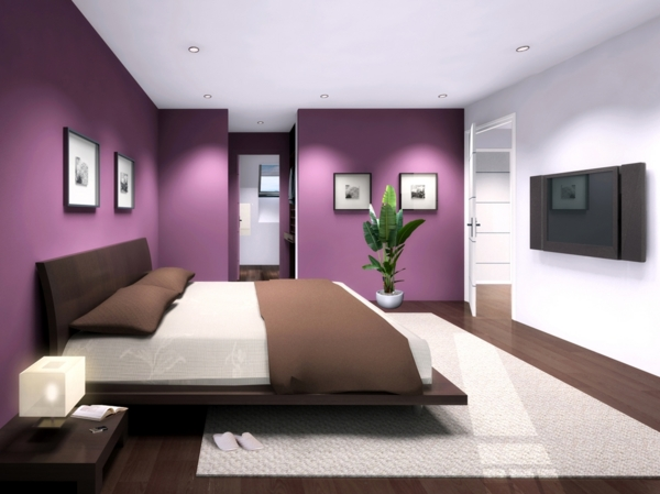 La couleur des murs influe sur la fréquence des rapports sexuels